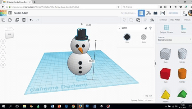 D101 - Introduction to 3D Design