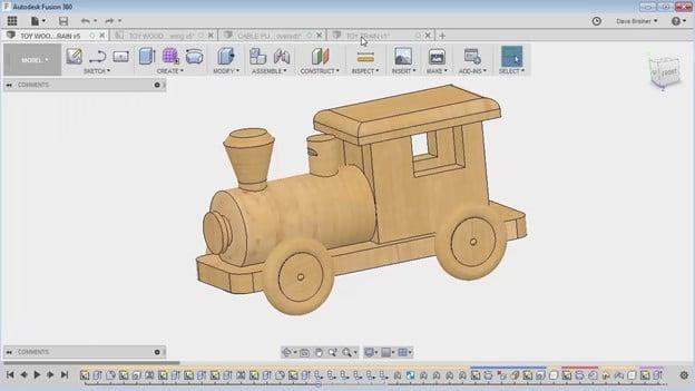 D201 - 3D Design with Autodesk Fusion 360
